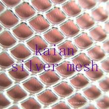 Silber Mesh in99,95% Reinheit für Batterie / Strom / Labor Experiment ----- 30 Jahre Fabrik