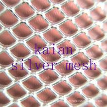 Silver Mesh in.95.95% pureté pour batterie / électricité / Expérience en laboratoire ----- 30 ans usine