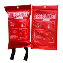 Rolo de manta de fogo à prova de fogo de soldagem