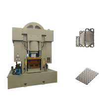 heavy duty hydraulic assembly stamping machine