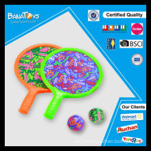 China manufacturer novelty kid sport toys 15 inch beach racket