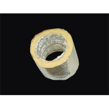 Conducto flexible, conducto Flexible de aluminio