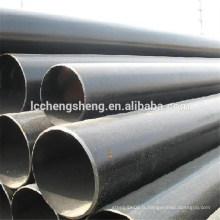 Tube en acier étiré à chaud à partir d'acier chengsheng