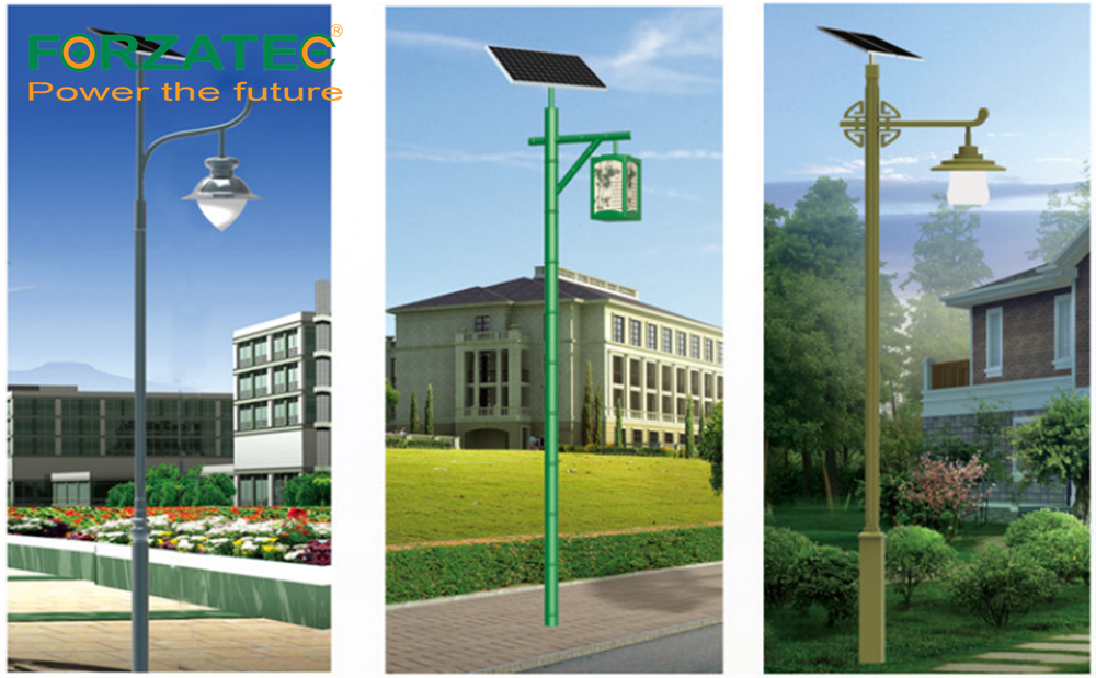 4M Integrated Solar Street Light