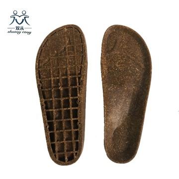 Cork Sole for  Women Slipper