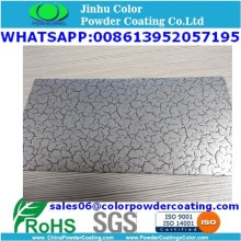 Sand Finish Antique Silver Powder Coating