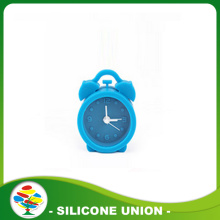 Reloj digital de silicona mini/niños divertidos despertador