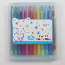 Hot selling twisted crayons