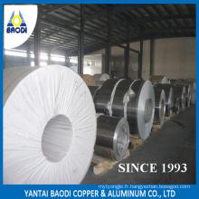 Bobine d'aluminium / aluminium d'ASTM avec la largeur jusqu'à 2620mm