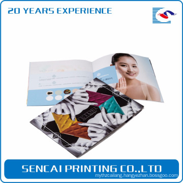 Fashion Popular Jewellery Booklet Advertising A5 Magazine Design Printing with Good Quality Low Cost