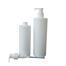 Factory  250 500 1000 ml empty shampoo press pump plastic bottles