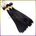 Оптовая дешевые 100% реальные Виргинские длинные человеческих волос для белых женщин