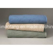 Woven Leno Weave Hospital Cotton Blanket