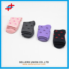 Терри хлопок носки женщин толстые теплые дешевые зимние носки