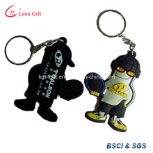 Promotional Sport Soft PVC Key Ring Wholesale