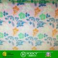 Polyester gedrucktes Pfirsich-Haut-Gewebe druckte Chiffon- Gewebe für Apparels