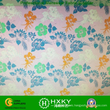 Polyester Printed Peach Skin Fabric Printed Chiffon Fabric for Apparels