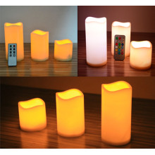 Mini LED Tea Light Candles Flickering Flame
