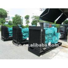 250kw diesel open type generator price