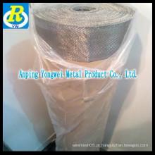 Fornecedores Anping tela de alumínio profissional tela / fio de galinha