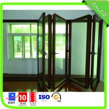 الباب للطي الألومنيوم القياسية الأوروبية/نافذة