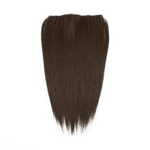 High Quality Ponytail Hair 100% Human Virgin Brazilian Straight Hair Clip Hair Extension Remy Hair