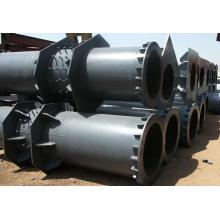 Качественная стальная труба для метро