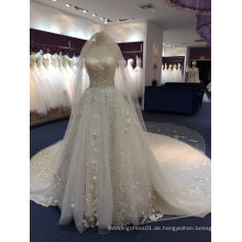 Aolanes Eigener Entwurf Herrliches Prinzessin-Hochzeits-Kleid