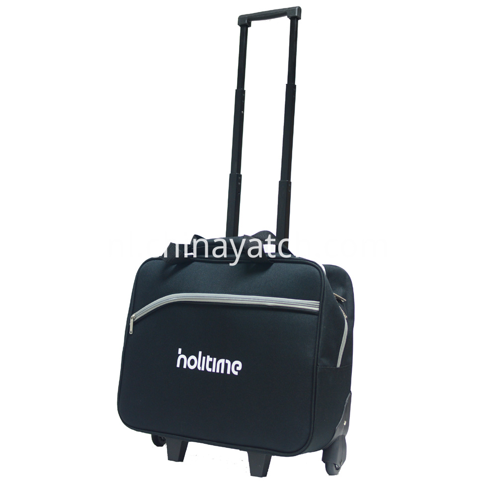Business Style Laptop Trolley Case