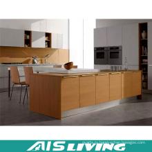 Современном стиле ГРМ меламин Кухонные шкафы мебель (АИС-K914)