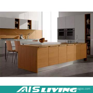 Modern Style Hmr Melamine Kitchen Cabinets Furniture (AIS-K914)