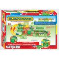 Track Toy Blocks Trains Set Toy