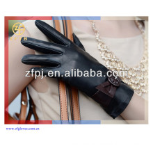 Wholesale Fashion Sheep Leather Gloves For women On Factory Price