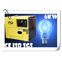 Hight Quality! 5.5kw Protable Diesel Generator