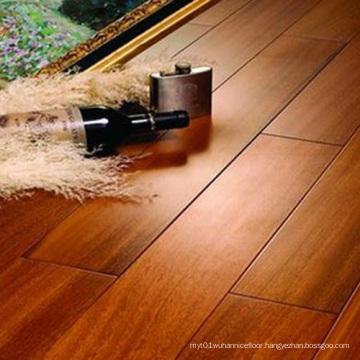 Stained Dark Teak Engineered Flooring (Teak engineered flooring)