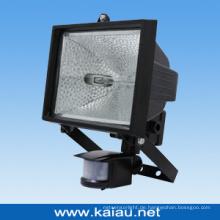 PIR Sensor Halogenlampe (KA-FL-500F)