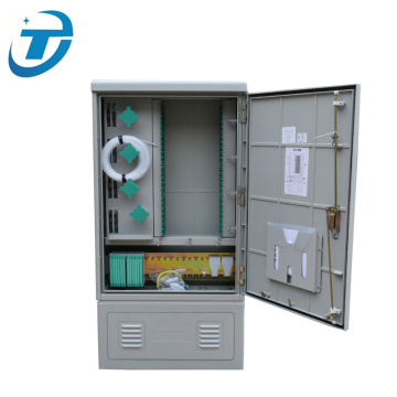 FTTH SC Fiber Optic Cross Connect Cabinet