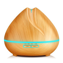 Diffusore ultrasonico in legno da 400 ml