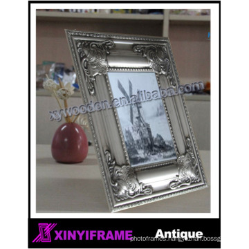 Hot sale home wall decoration black wood picture frame