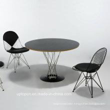 High Quality Luxury Metal Wood Restaurant Furniture (SP-CT392)