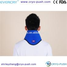 Enveloppe de paquet de gel de thérapie thermique froide / chaude pour le cou