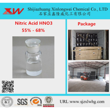 Buy Nitric Acid 순도 50 % 55 % 60 % 68 %