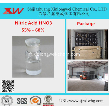 Acide nitrique (HNO3) 68%