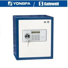 Yongfa 45cm altura panel Blc seguro de robo para el Banco