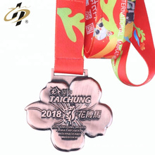 China factory cheap metal design your own marathon medals