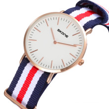 skone 6165 hot sale color strap watches