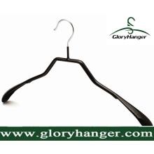Верхняя вешалка для одежды из ПВХ с покрытием из металла