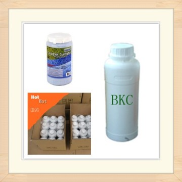 Water Treatment Chemicals for Swimming Pool with Balancer, Disinfectant, Algaecide, Flocculant