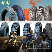 Tube Tubeless Motorrad Reifen Dreirad Reifen