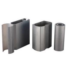 Aluminium-Vorhang-Wand-Eckprofil